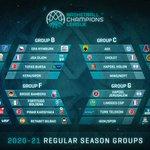 Image for the Tweet beginning: 🚨 La #BasketballCL 20/21 change