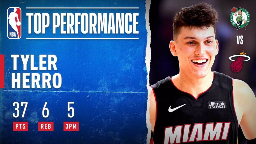 NBA Lock Club!!! Heat +3.5 Win outright! 112-109!!!  Sign up for the entire football season and get the rest of the NBA for free! at https://t.co/fEMmuMXGDC #tylerherro #miamiheat #nbapicks #nba #nbaplayoffs #winner https://t.co/CNVDY3cQao