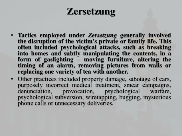 """Hari Kunzru Twitter પર: """"There was actually a Stasi university in Potsdam.  There you could learn a set of techniques they called Zersetzung -  undermining, or corrosion. The Stasi worked hard to"""