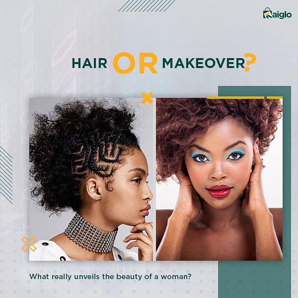 What really unveils the beauty of a woman. Her face or her hair? Is it make up? What exactly?   https://t.co/QjmfMnhUHD  #makeup #makeover #femaleartist #makeupartist #ProphetSamxObaseki #wizkid #Zlatan https://t.co/qFMj2u8g5W