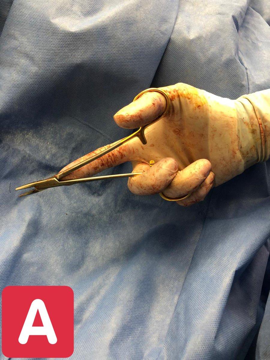 A o B ??   Buen día! Que operen y suturen mucho hoy 🤗 #surgeon #cirujano #suturando #residente https://t.co/MM1ImA3Wxy