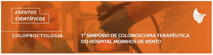 Sucediendo el 26 de septiembre: 1er Simposio de Colonoscopia Terapéutica por el Hospital Moinhos de Vento! Accede al siguiente enlace para ver detalles de la agenda y registro:  https://t.co/D5RJCQE049  #Endoscopia #Simposiodecolonoscopia #tecnologiafujifilm#fujifilmla https://t.co/eeXOMIt7IU