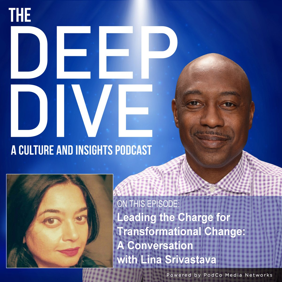 Such an honor to be interviewed on @FarFlungPhil's amazing podcast The Deep Dive, talking about what leading transformation might look like from this point forward.   Listen here: https://t.co/CZVamnNk61  (And subscribe for some amazing conversations!) https://t.co/vJOx5iyTpl
