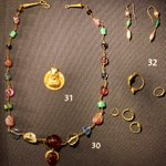 Image for the Tweet beginning: Some fabulous #Roman jewellery on
