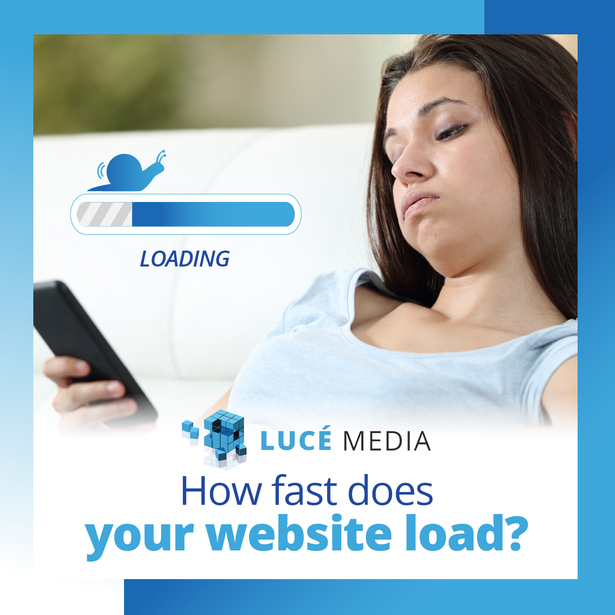 Are you paying attention to your website load speed? Website speed affects your Google search ranking, and will lead to an instant drop-off in visitors to your page.    #Facebook #Instagram #Twitter #Google #ProsperTX #McKinneyTX #FriscoTX #AllenTX #PlanoTX https://t.co/Wx9qcOFitl