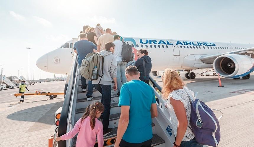 «Уральские авиалинии» примеряют образ лоукостера и продают билеты за 499 рублей https://t.co/KCGCuHe0nm https://t.co/uo0kO8Yq4N