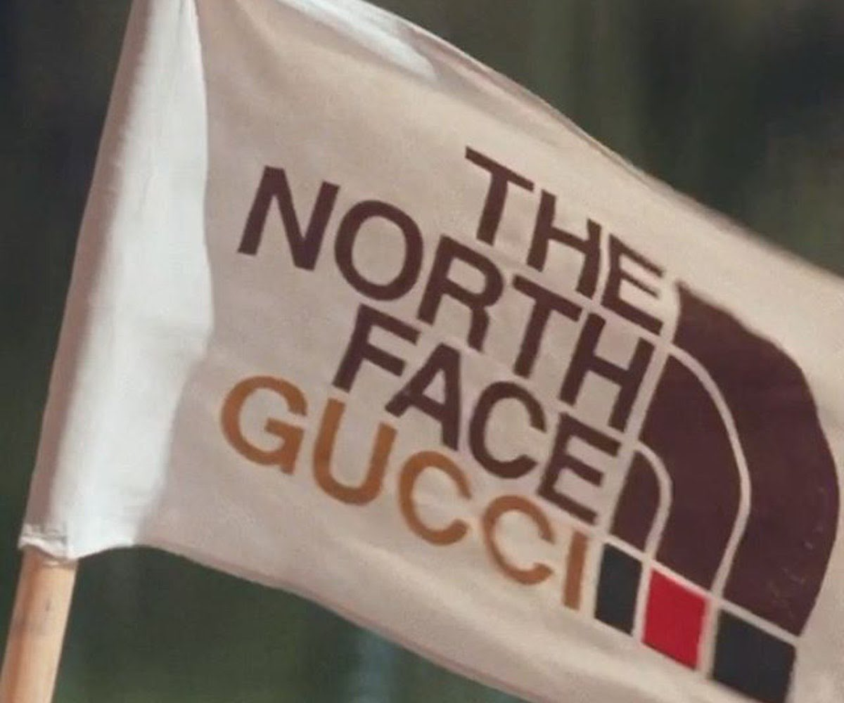 GUCCI and THE NORTH FACE are dropping a Collection!!!!