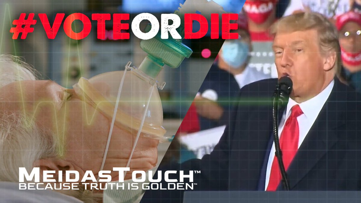 Vote like your life depends on it because it does  #VoteOrDie   https://t.co/XjI215K7Ag