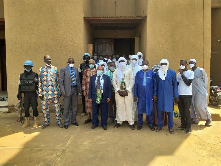 #Mali 🇲🇱 - #Gao : le Musée du #Sahel revalorisé pour promouvoir la #paix.  Cliquez ici 📰➡️ https://t.co/mL2Lhou2Wf https://t.co/FRdSccq6j1