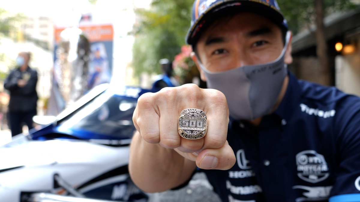 2x Indianapolis 500 winner @TakumaSatoRacer joined @RLLracing team owners on an #Indy500 celebration tour of Chicago Sept. 22-23.   Read: https://t.co/l2OrvgFrwY  #INDYCAR https://t.co/gWp9culEuG