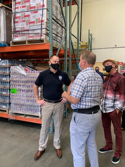 Kevin Smith, Director of the Center for Faith and Opportunity Initiatives at @DHSgov, traveled to Santa Cruz County, California, to visit the impacted communities and learn about current recovery efforts following the wildfires. /1