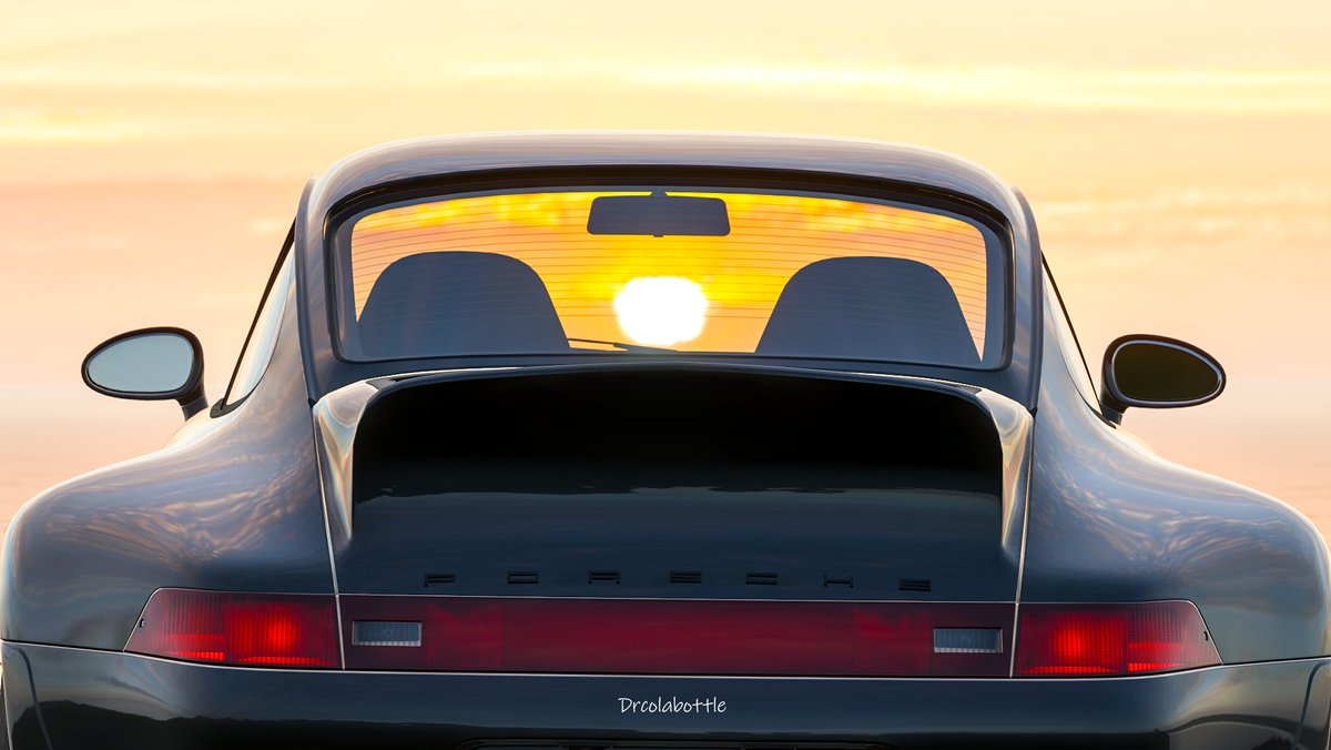 Porsche 911 Carrera 2 by Gunther Werks.  #ForzaHorizon4 #Forzashare #PhotoMode #forza #BVP #VirtualPhotography #VGPunite #FH4 #Gamephoto #guntherwerks https://t.co/92bnNUi7vl
