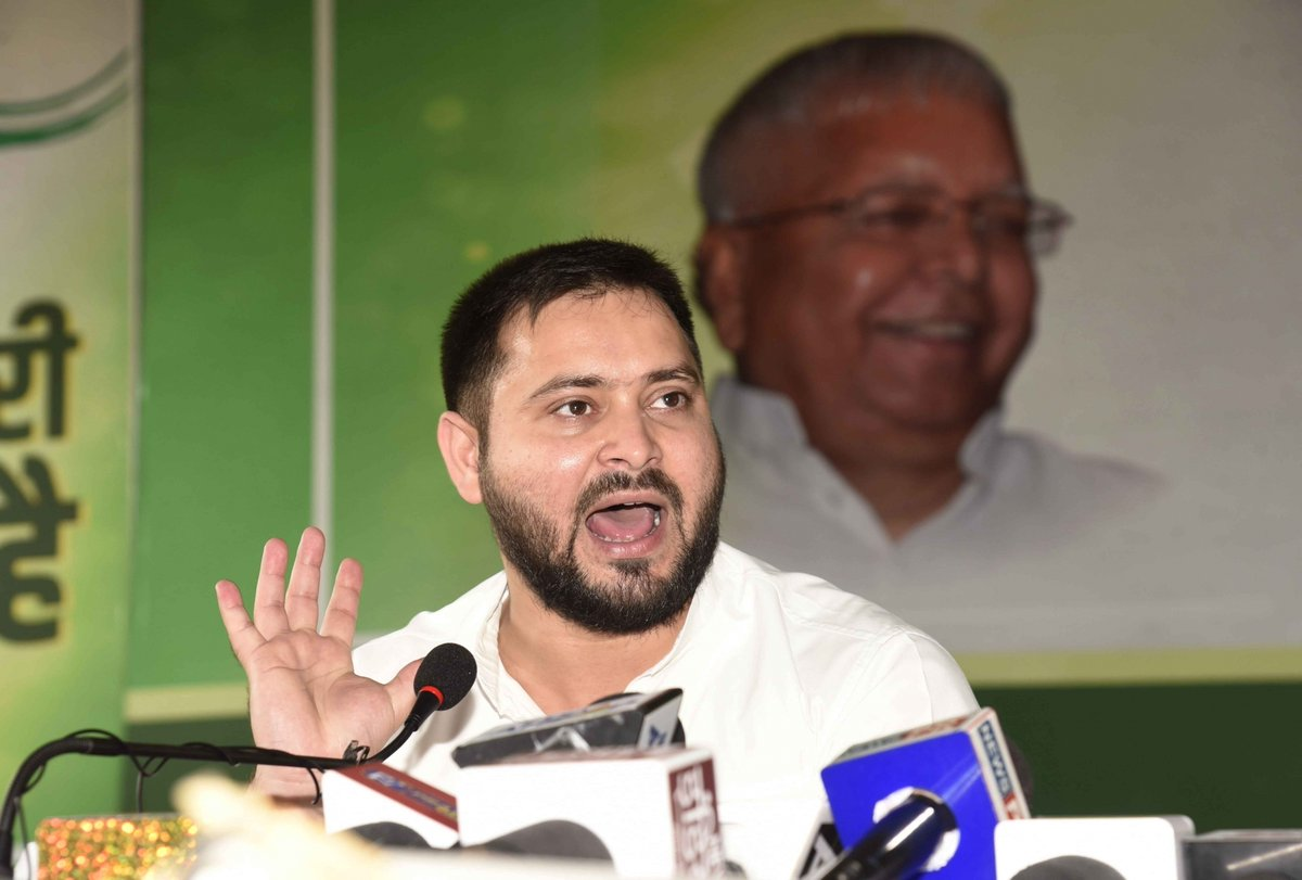 Raising strong objections against the #FarmBills,the Oppn @RJDforIndia has called for a #Bihar 'Bandh' on Friday.  Party leader #TejashwiYadav (@yadavtejashwi) has asked supporters to hit the roads in each of 38 districts HQs of Bihar & register strong protests against the Bills. https://t.co/6yCvl7vi06