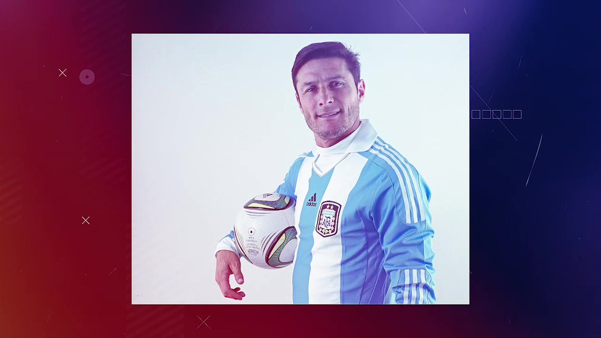 Our #LivePassion chat with Argentine @CONMEBOL legend Javier Zanetti 🇦🇷 focused on all things travel, South American football ⚽️ and his journey as a legend of the beautiful game. #QatarAirways  Watch here: https://t.co/Wbcr6mfNF5 https://t.co/EIMvILaxpB
