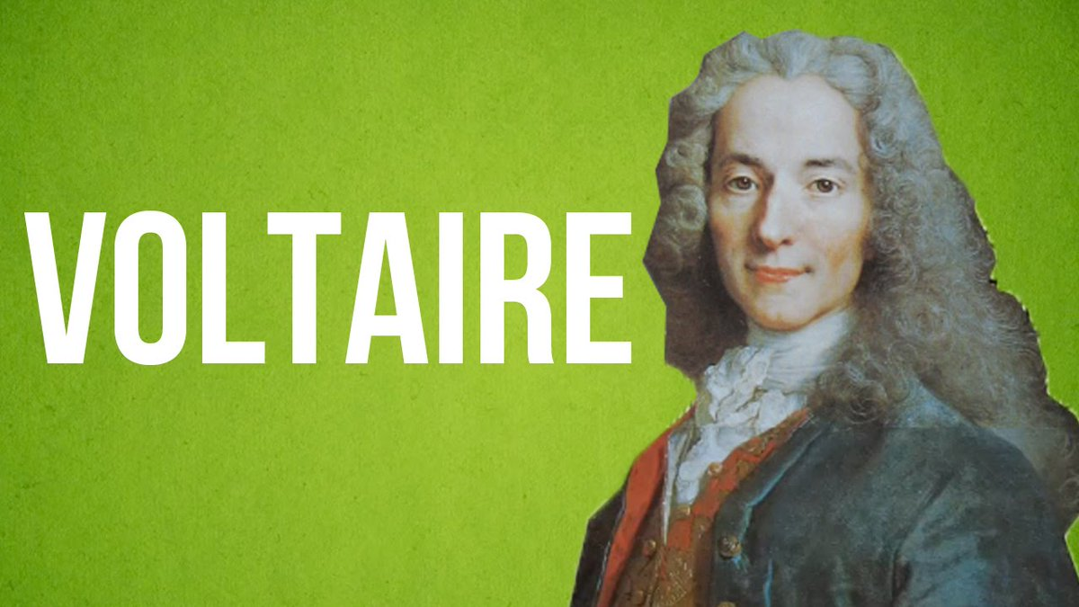 "What Voltaire Meant When He Said That ""We Must Cultivate Our Garden"": An Animated Introduction   https://t.co/xKnrHWEmeX https://t.co/qLBfTjL8BL"