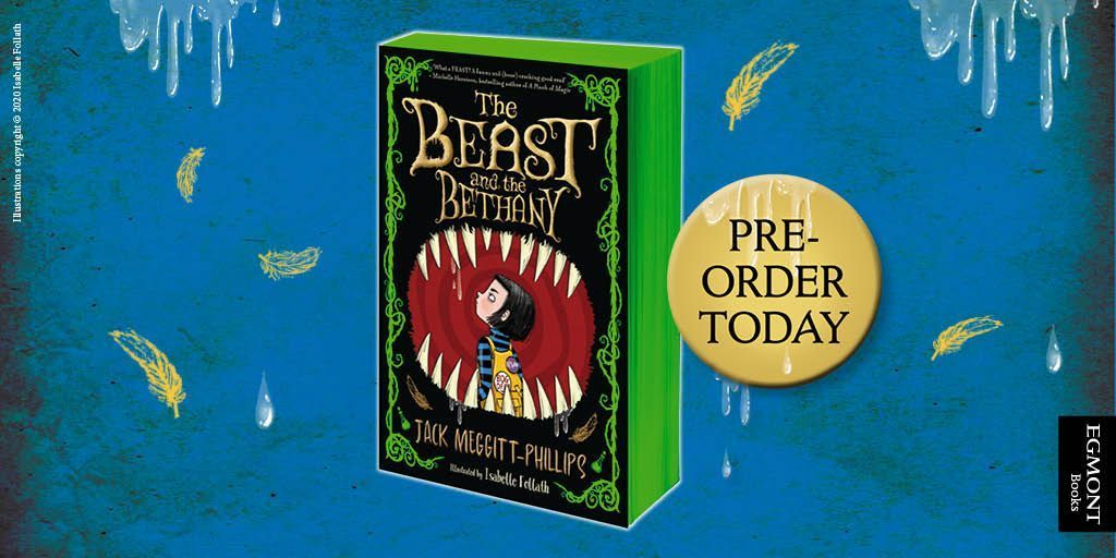 The closer we get to publication, the LOUDER the Beast's belly roars. And there's only one week to go before we find out just how hungry this particular monster can get. #AFeastForTheBeast  The Beast and the Bethany by @MeggittPhillips is out in ONE week! https://t.co/aXe4Mm36xa https://t.co/neXeVA5lq1