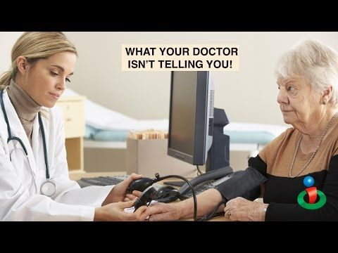 Four Things Your Doctor Didn't Tell You About High Blood Pressure! https://t.co/uj2WA2nIWv #bloodpressure #highbloodpressure #hbp #ihealthtube #naturalhealth #HealthTips https://t.co/bPHjpipHor
