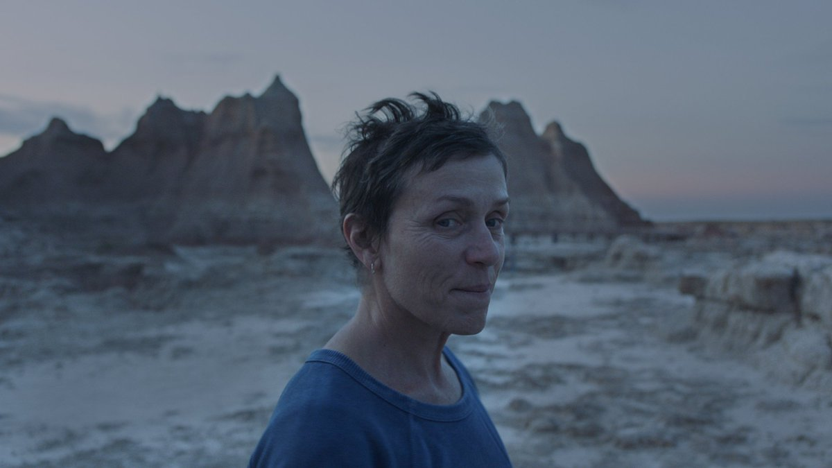 We have just released nationwide virtual & NYC drive-in tickets to Chloé Zhao's #NYFF Centerpiece selection NOMADLAND this Saturday! Act fast: https://t.co/hZNvDTV11j https://t.co/fwKSjAQDYl
