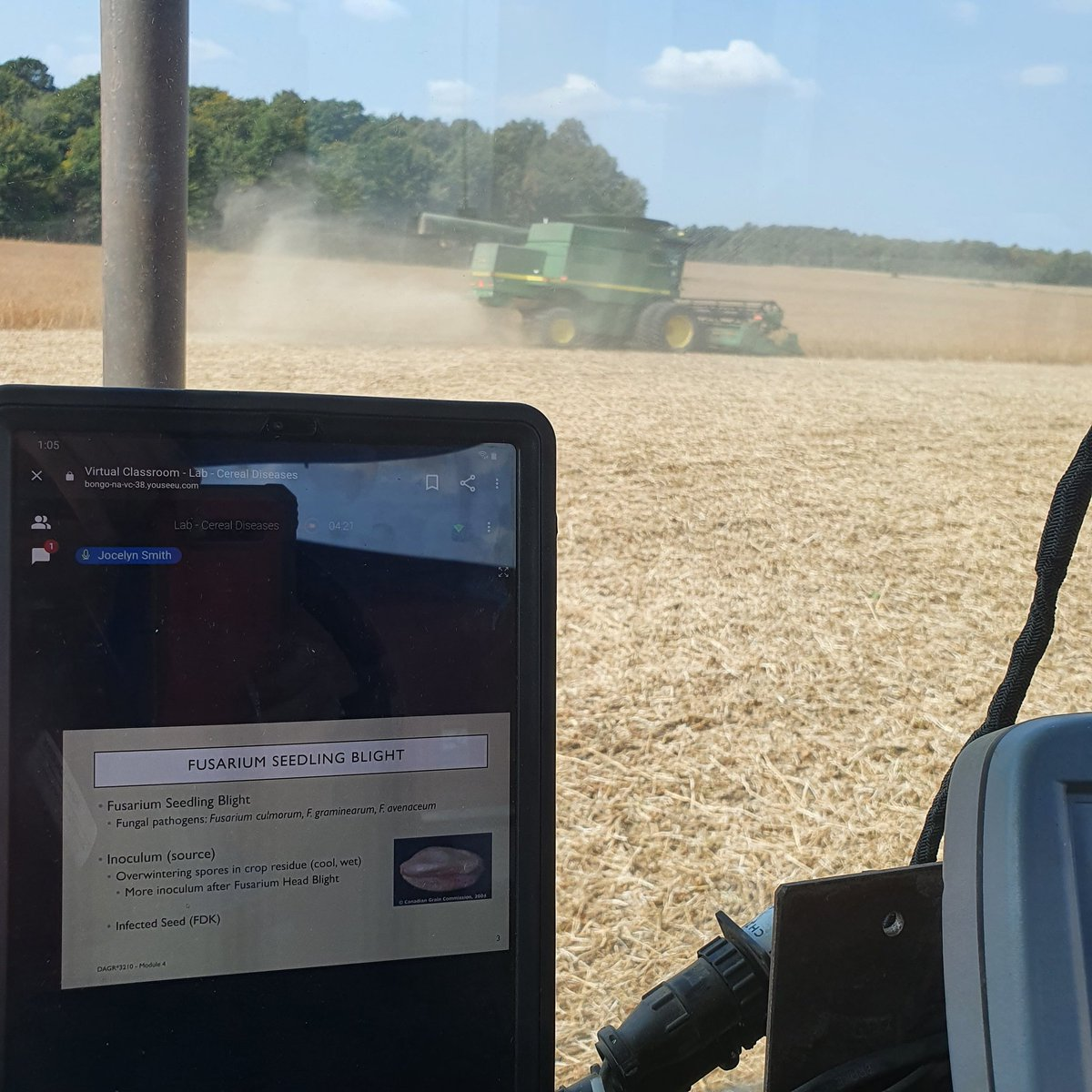 online school making it easy to learn & tackle harvest '20 all at the same time. let the dust fly! 🚜 https://t.co/pGZS9MlUKq