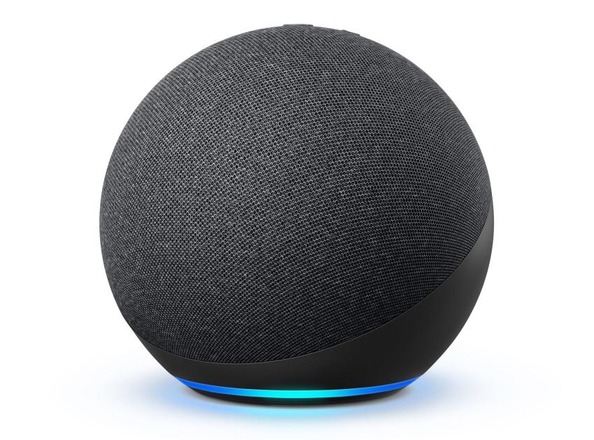 Amazon's latest Echo speaker has an all-new spherical design
