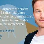 """Image for the Tweet beginning: """"Wenn ein Corporate die ersten"""