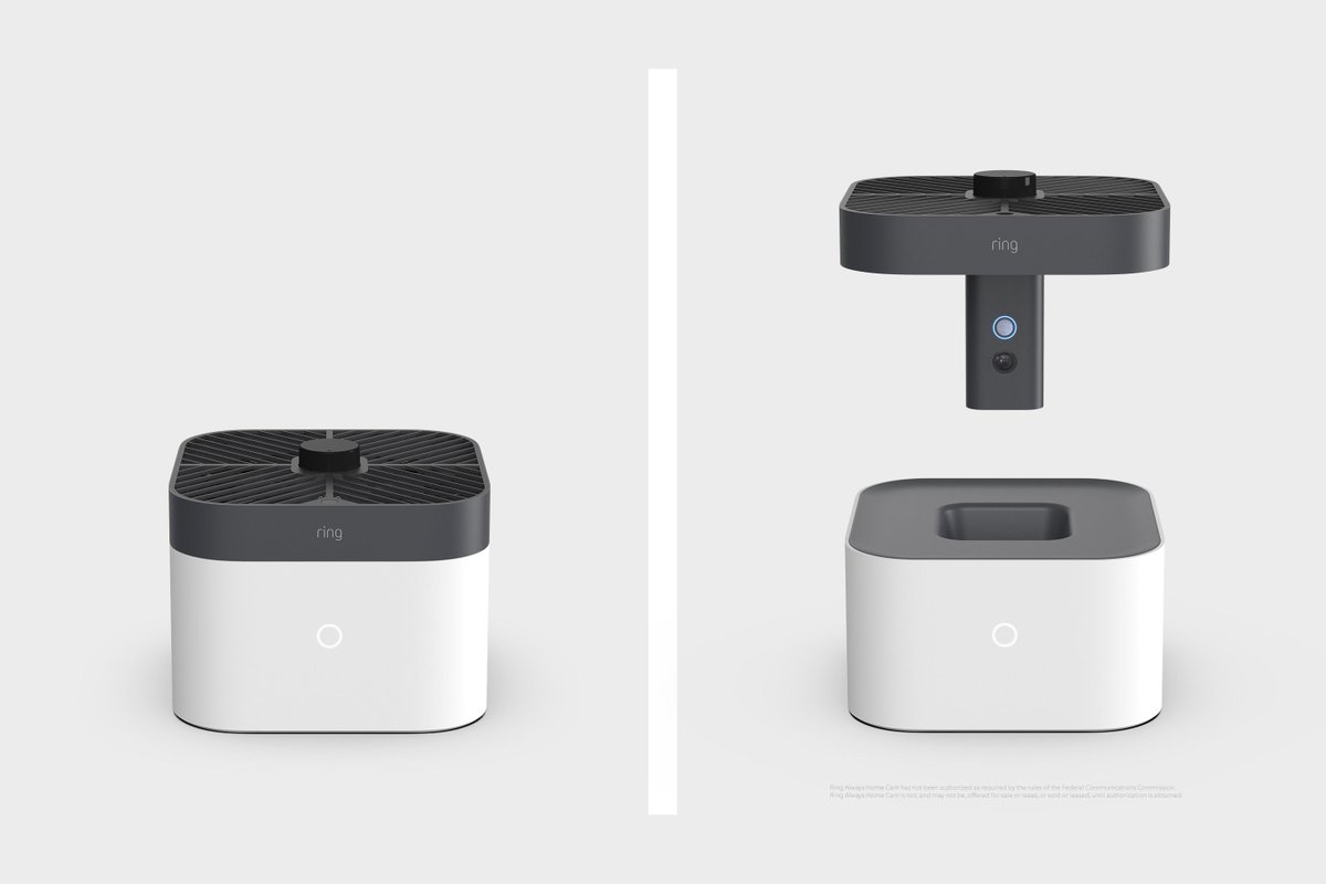 Ring's latest security camera is a drone that flies around inside your house https://t.co/w4lZGlMVQ9 https://t.co/NZ4UgLNS7R
