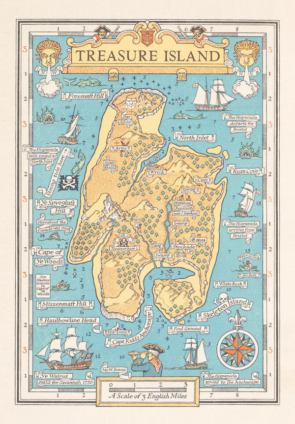 An #Atlas of #Literary #Maps Created by Great Authors: J.R.R Tolkien's Middle Earth, Robert Louis Stevenson's Treasure Island & More https://t.co/GN6nmPykSI .@openculture https://t.co/GCAYraRmjz