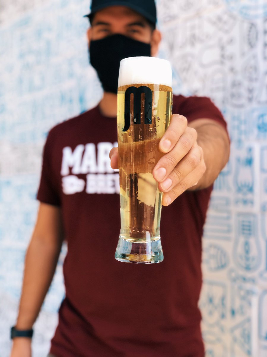 🎶Return of the Tap🎶 Gohan Lager returns on tap at ALL locations! Superbly clean and eminently crushable that is to a generous percentage of rice, this Pale Lager is sure to quench many a summer parched lips. ABV: 4.9%  #japaneseinspired #lager https://t.co/TldnFKYp1p