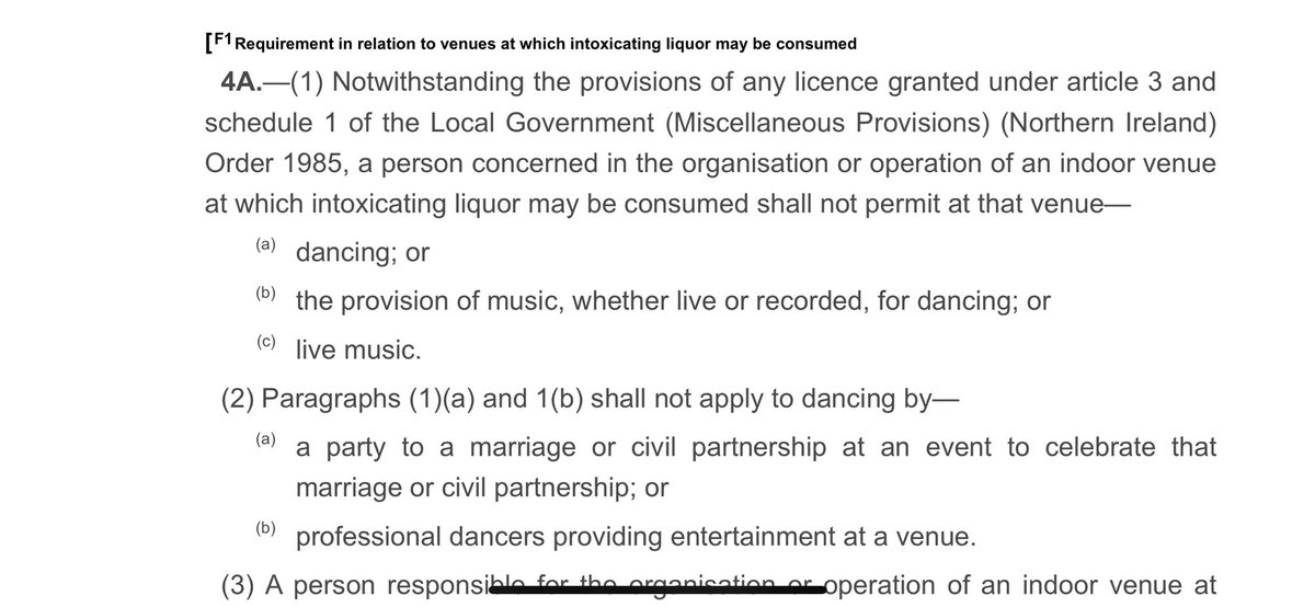 test Twitter Media - Extra £29m finally allocated to arts and culture, announcement on pubs' curfew postponed, but immediate cessation of live music and dancing in premises serving intoxicating liquor enters legislation - giving with one hand but curtailing the arts with the other #artsmatterni https://t.co/NK6cjQliFw