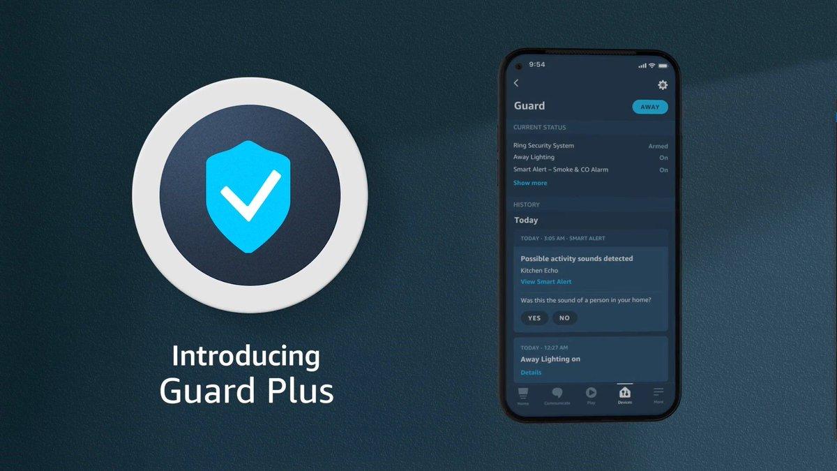 Amazon unveils new Guard Plus subscription for $4.99 per month