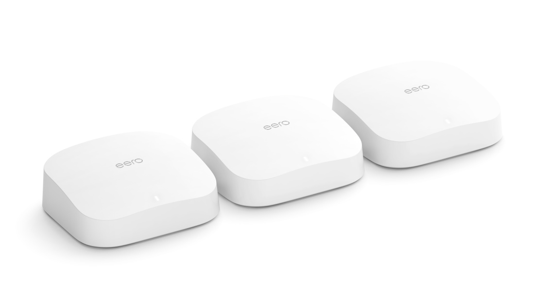 Amazon's new Eero mesh routers support WiFi 6