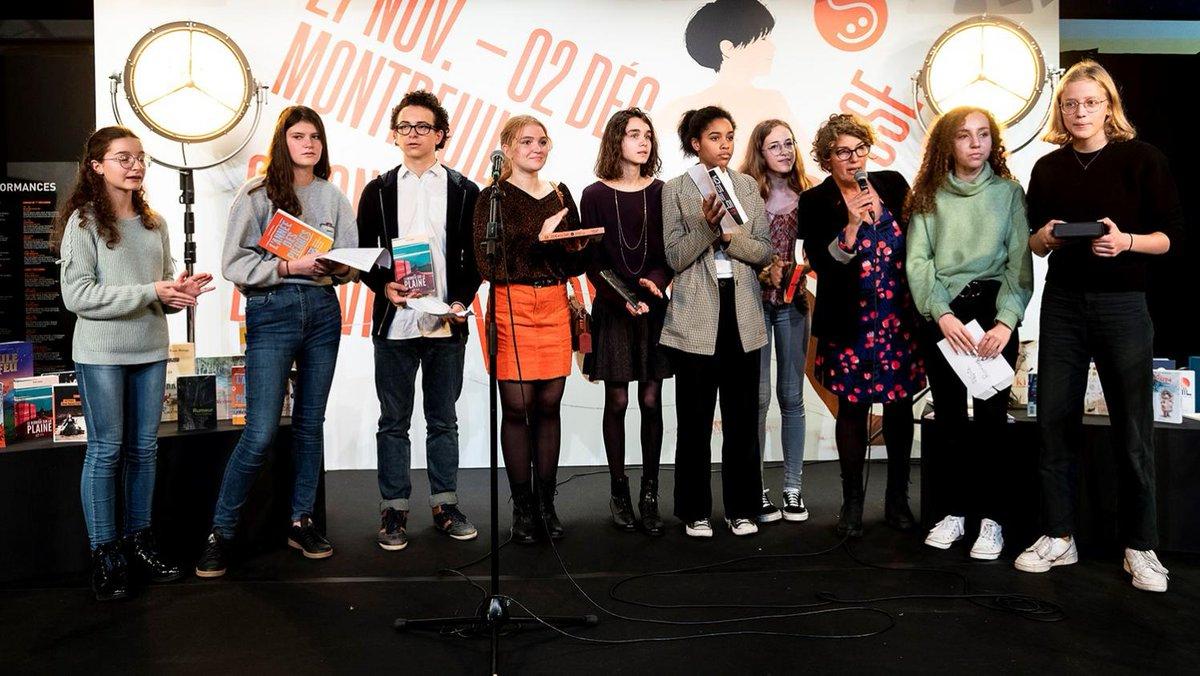 Le salon Jeunesse de Montreuil aura bien lieu et lance son appel à candidatures pour les jurys d'enfants de ses Pépites  https://t.co/HtBj9k9Vjt https://t.co/WXTO8Ry2xN
