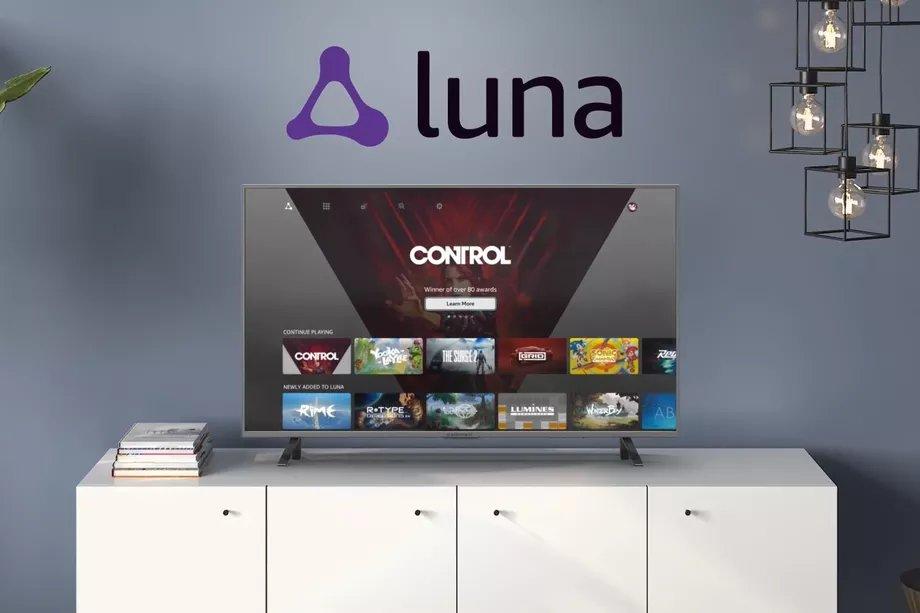 Conoce a Luna, la plataforma gaming de Amazon