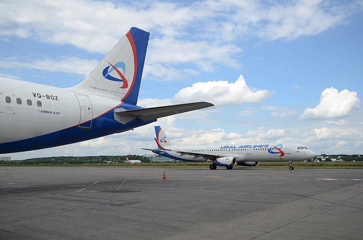 «Уральские авиалинии» шокируют тарифами на рейсы, вылетающие из Жуковского 499 рублей – это новый супер-лоукост! https://t.co/FArv7Bpalj https://t.co/w0y8Mu256r