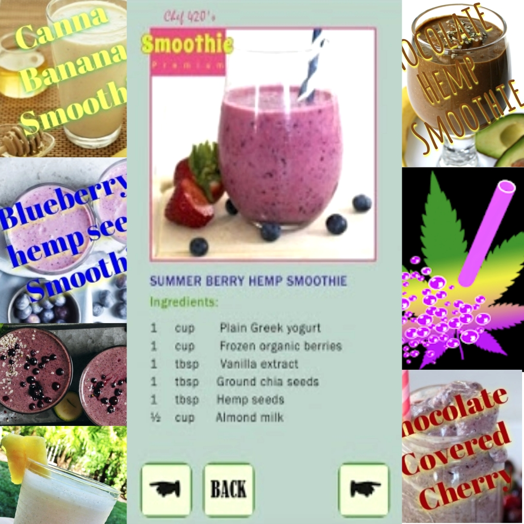 Another FREE App from Chef420 Smoothies,Blueberry, banana, strawberry, and More! Healthy Edible Infusions with Chef420 easy recipes on your android!  >>https://t.co/kuyX3UxmOr  #Chef420 #Edibles #Medibles #CookingWithCannabis #CannabisChef #CannabisRecipes #InfusedRecipes https://t.co/aD57KDAZk5