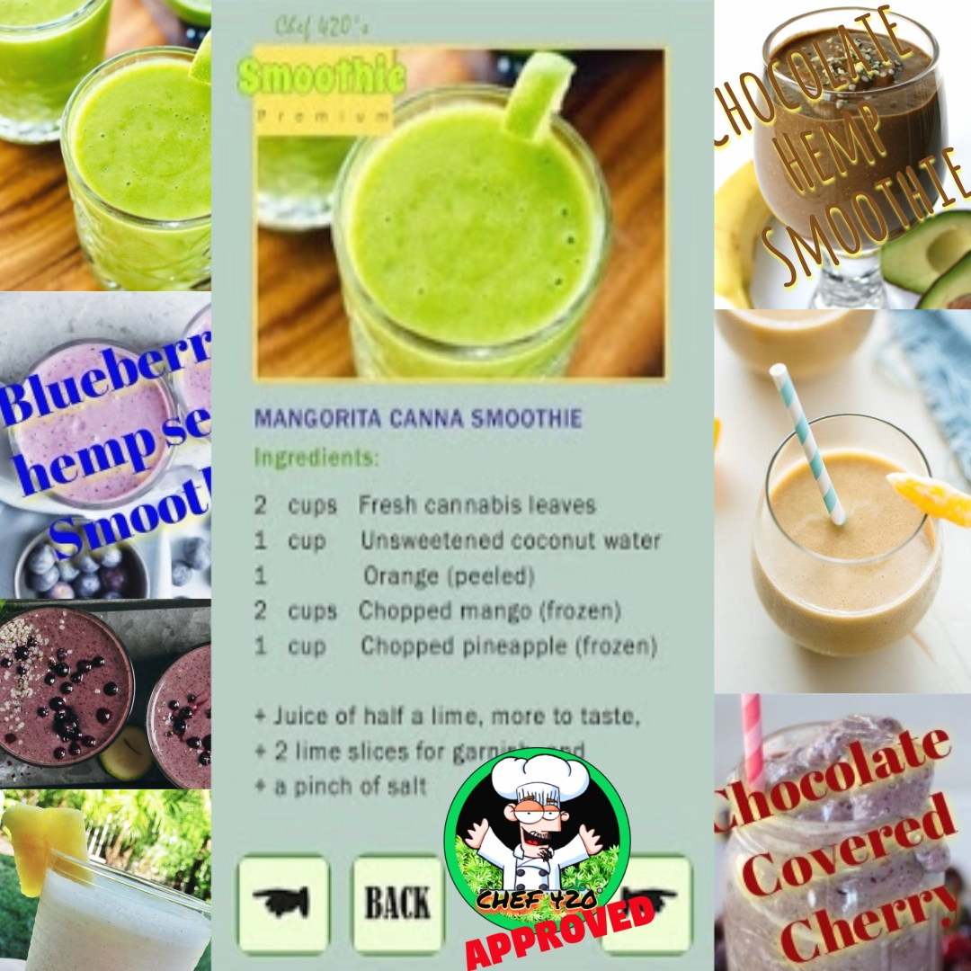 Another FREE App from Chef420 Smoothies,Blueberry, banana, strawberry, and More! Healthy Edible Infusions with Chef420 easy recipes on your android!  >>https://t.co/T7seP1s2Xh  #Chef420 #Edibles #Medibles #CookingWithCannabis #CannabisChef #CannabisRecipes #InfusedRecipes https://t.co/yNQypsvYgy