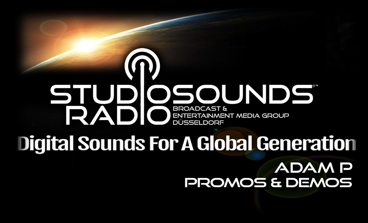#Tunein Now for the #Promo hour!, your chance to get your #Promos, #Demos, #Mixes and #Submissions #onair Mon-Fri 20-21:00(cet). https://t.co/LhzZsPRmSe