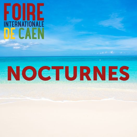 [ #FoiredeCaen ]  Demain soir, c'est nocturne …  ➡️ Rendez-vous du 10h à 22h ...  Beaucoup d'animations vous attendent … 🍹🎼🎤🎸🎞️  #FoiredeCaen #Cuba #Voyages #animations #Nocturnes https://t.co/sQeCQBs95B