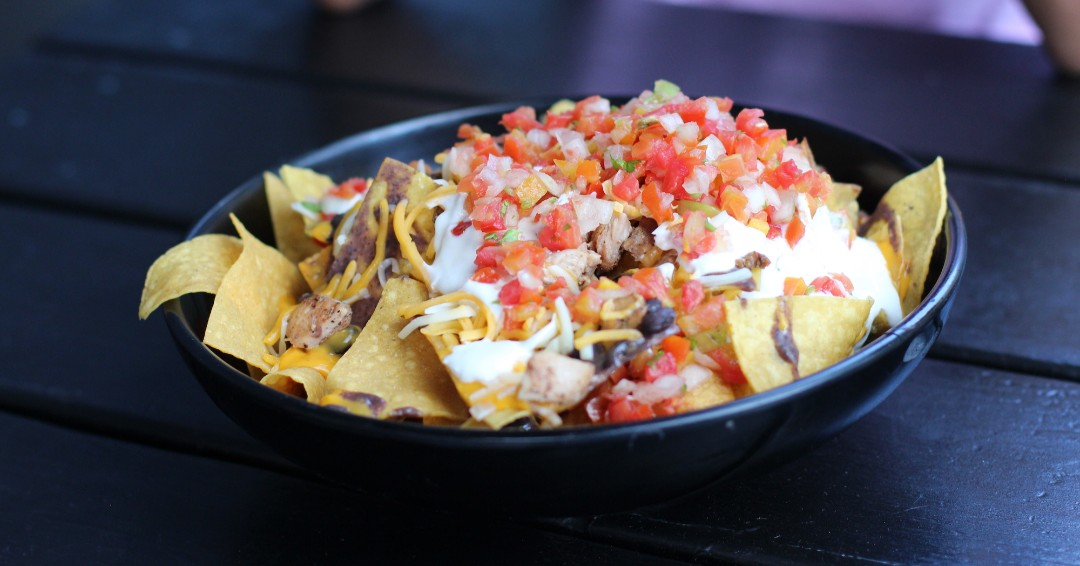 The king of all nacho dishes:  The #ChilitosJaMexican Nacho Supreme. 👑  Available just for you for dining, take out and delivery every Monday to Saturday from 10AM to 6:30PM. https://t.co/qjuC1e6Vsn
