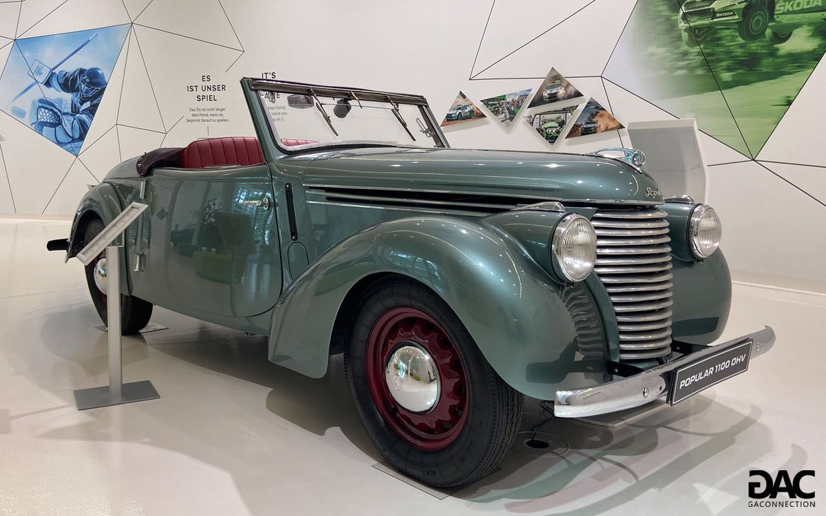 Skoda Popular 1100O HV (1939)  #vw #autostadt #volkswagen #skodapopular #classiccars #oldtimers #cabriolet #classiccaroftheday #volkswagengroup #skodagram #skodalove #skodamotorsport #carlife #carlifestyle #cargram #carspotter #carphotography - https://t.co/kOIEU4gnpC https://t.co/ZjzlF4C638