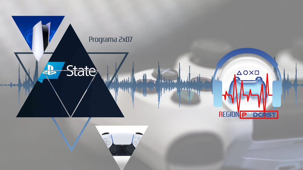 RegionPodcast 2.7 | Evento Playstation - https://t.co/OqHcOUp4l0 - #PlayStation5 #Ps5 #StateOfPlay https://t.co/di7K4Ti3wx
