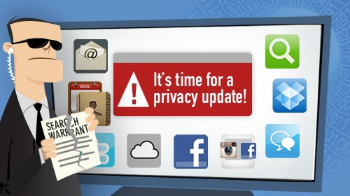 #Democrats support updating the Electronic Communications Privacy Act, which has not been significantly amended since the 1980s, to afford the same protections to digital content as physical content.8/8  #DemPartyPlatform  #Privacy  #ECPA