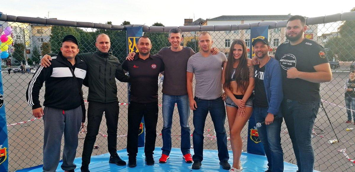 19.09.2020, RFP 79 - STEP TO TOP 14 / Ukraine, Chervonohrad Organizers, coaches, judges… #MMA #RealFightPromotion #RFP #Ukraine #UFC #Bellator #Titanfc #TKO_MMA #PFLMMA #Onefc #Rizin #WLF #KSW #BraveFC #fight #top https://t.co/qkushcIagC