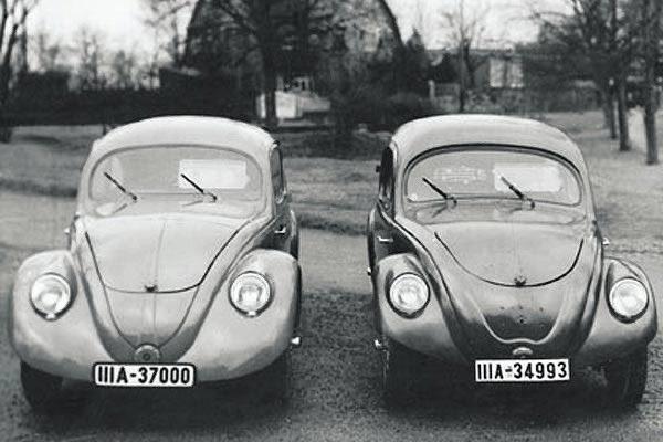 Throwback Thursday - the very first Volkswagen Beetle was built in Ferdinand's Porsche's private villa. #blairauto #blairautomotive #throwbackthursday #tbt #vw #volkswagen #vwbeetle #beetle https://t.co/agv1o7ZwPk
