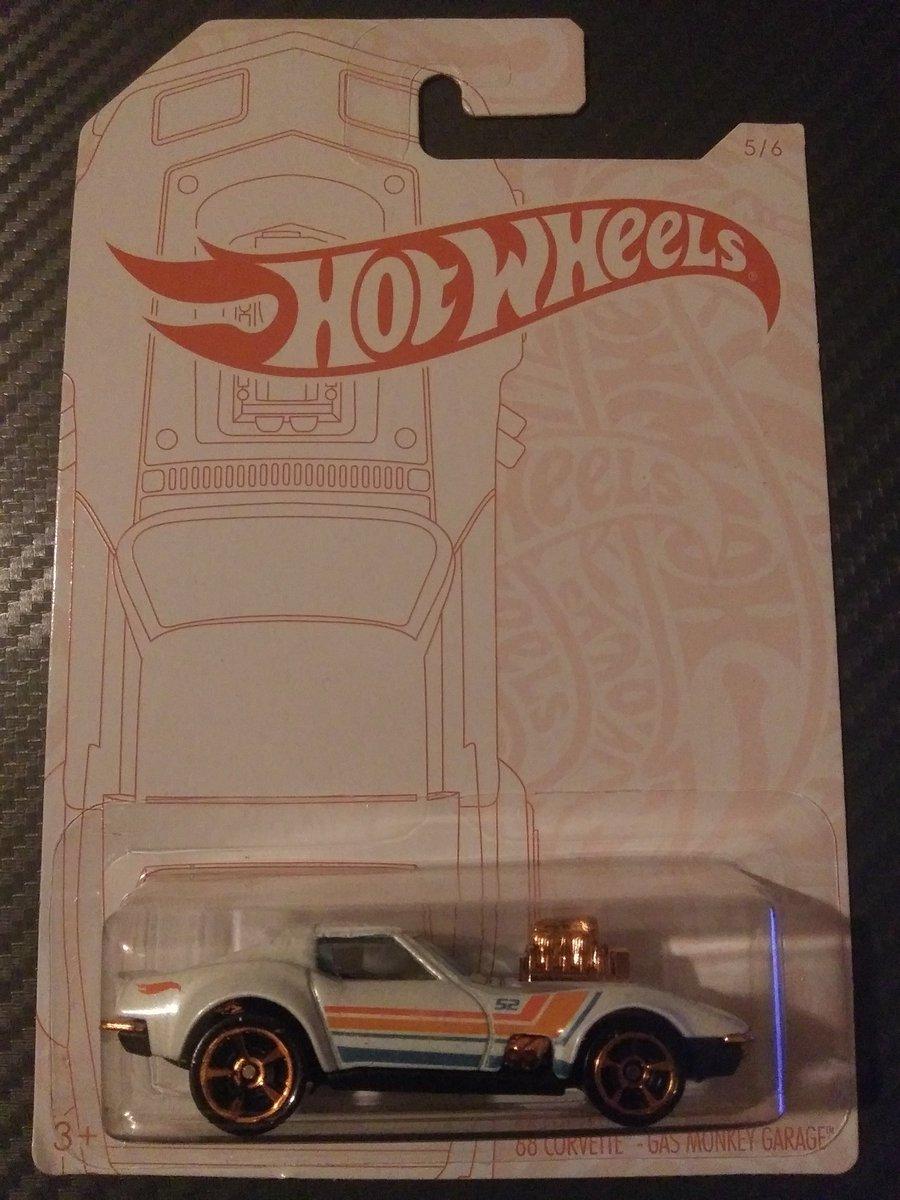'68 Corvette - Gas Monkey Garage 2020 #Hotwheels #HotwheelsCollector https://t.co/7Nk1j23zhj