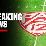 Image for the Tweet beginning: Breaking: The Pac-12 will play