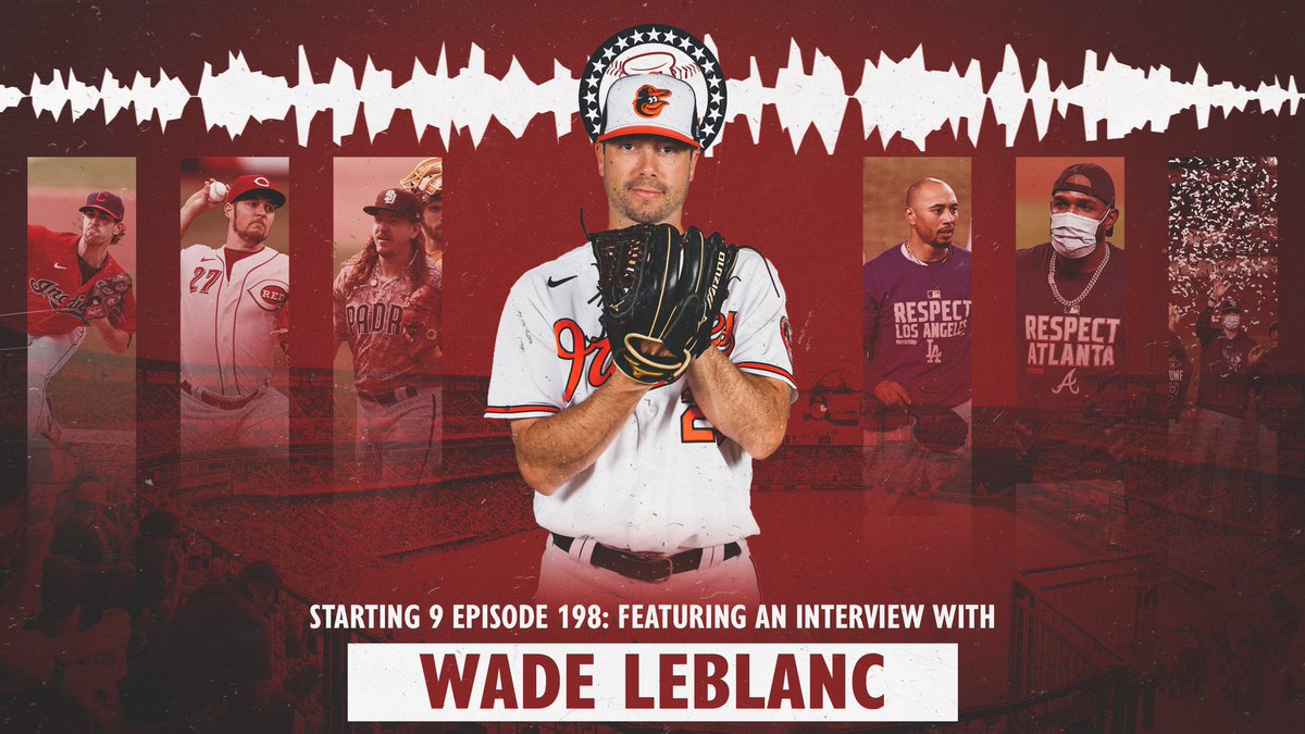 Episode #198:  - Interview with Wade LeBlanc  - Final Cy pushes for Bieber, Bauer  - Injuries to Clevinger, Fried  - Dodgers, Rays, Braves clinch division titles   - Freddie Freeman Appreciation  And more ——> https://t.co/hzwErA3XwO https://t.co/agXg6MONmU