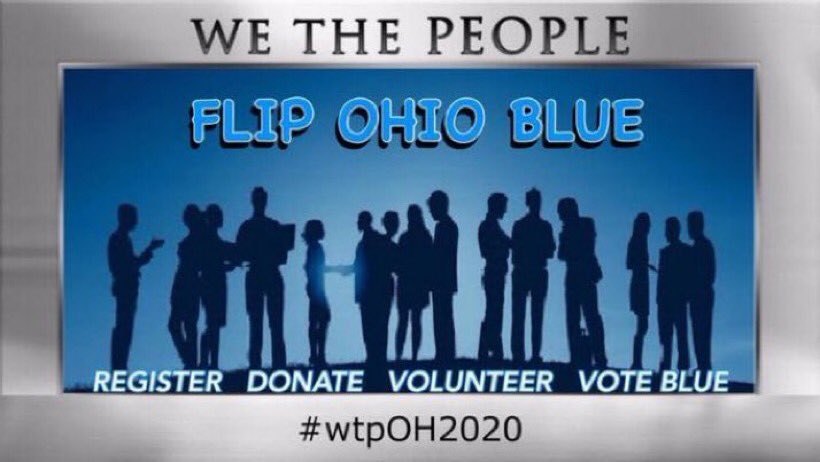 Aaron Paul Godfrey is running for Congress in #OH16.  In stark contrast to the GOP, Aaron believes in Democracy. He will fight against stolen SCOTUS seats and casting doubt on our elections.   🗳Vote Godfrey on Nov 3rd!  #wtpOH #wtpBlue #ONEV1 #BeTheChange4Elections https://t.co/ePoeEIUDek