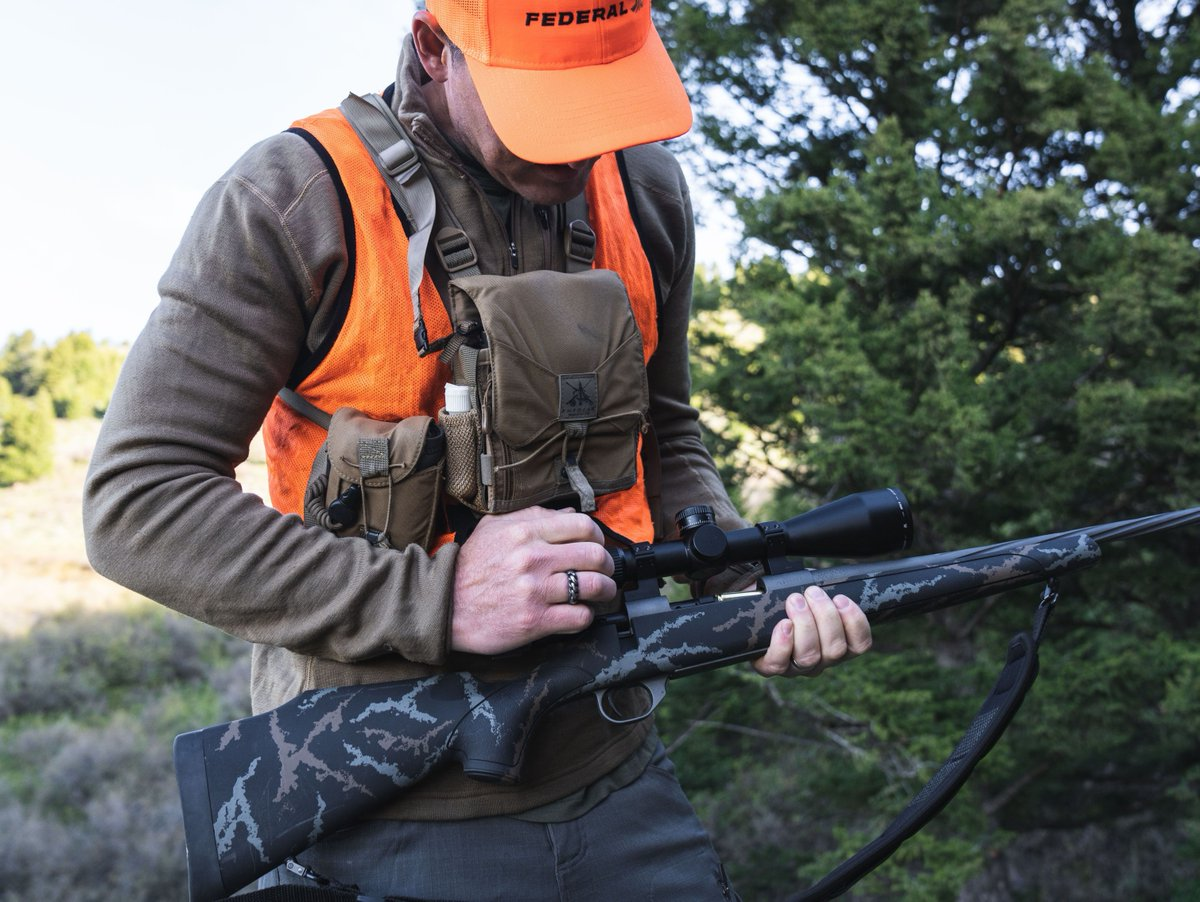 There's still one more day to signup for the Season 9 Gear Giveaway. Don't miss out on the opportunity to win a pile of badass gear, including a MeatEater-Edition shooting iron just like the one Janis is racking up in this picture. Sign up here:.