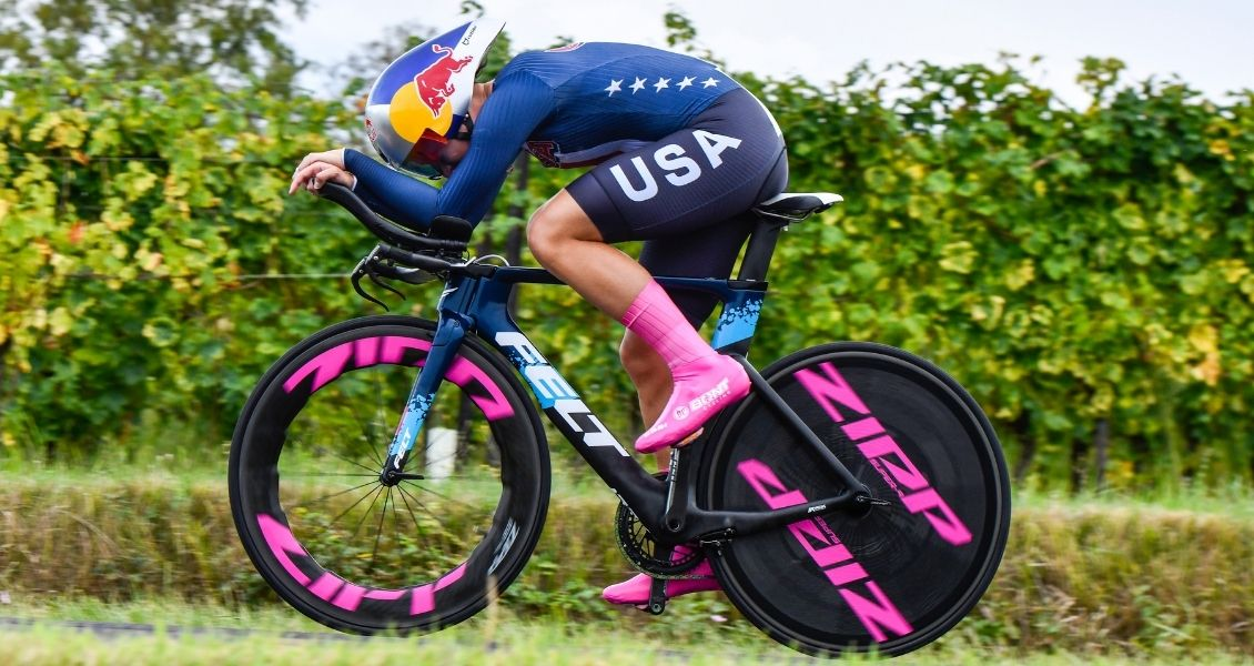 As a result of Chloe Dygert's crash in today's World Championship Time Trial, she has sustained a laceration to her left leg. She is out of surgery, resting comfortably and is expected to make a full recovery. (1/2) #Imola2020 #RoadWorlds2020  https://t.co/8rKAyXYF7t https://t.co/AQL90CXifO